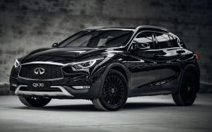 Infiniti QX30 Night (CN) '2017