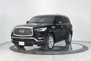 2020 Infiniti QX80 5.6 Armored by Inkas