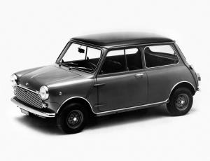 Innocenti Mini T Metallica 1968 года