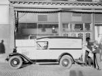 International D-1 Delivery Panel Truck 1934 года