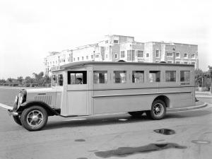 1935 International C-30 School Bus