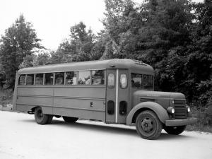 1944 International-Harvester K-Series Hackney Bus