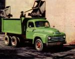 International-Harvester LF-170 Dump Truck 1952 года
