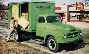 1953 International R-181 Delivery Truck