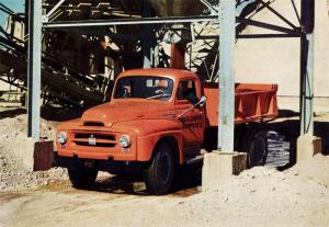1953 International R-184 LoadStar Dump Truck