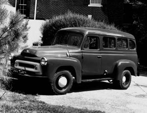 1956 International Model S-120 Travelall
