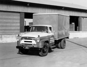 1957 International A-160 Delivery Truck
