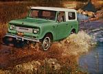 International Scout 800 1966 года