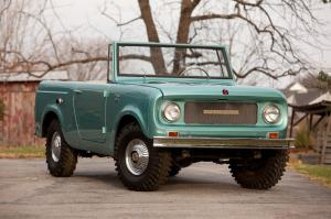 1967 International Scout 800 Sport Top