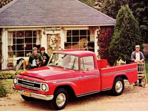 1968 International Pickup