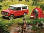 International Scout 800A Traveltop 1969 года