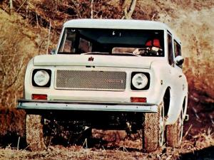 1970 International Scout 4x4