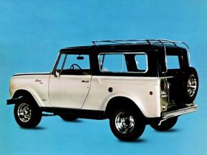 1970 International Scout Aristocrat
