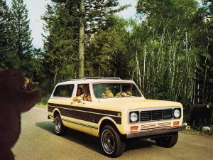 1976 International Scout Traveler