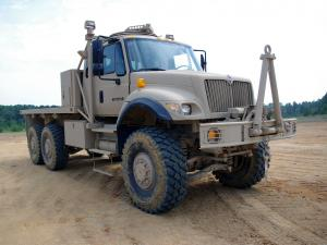 2005 International 7000-MV