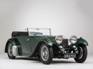 1930 Invicta 4½-Litre S-Type Low Chassis Drophead Coupe by Corsica
