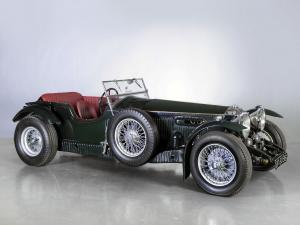 1931 Invicta 4½-Litre S-Type Low Chassis Tourer