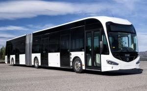 Irizar ie bus 18 2018 года