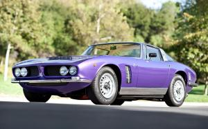 Iso Grifo 7 Litri 1968 года