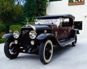 1923 Isotta-Fraschini Tipo 8 Tourer by Cesare Sala
