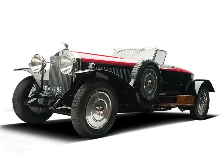 Isotta-Fraschini Tipo 8A S Corsica Speedster '1925