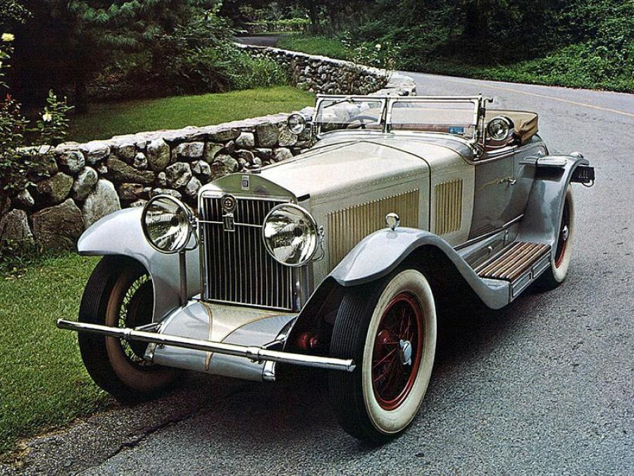 Isotta-Fraschini Tipo 8A Roadster by Fleetwood '1927