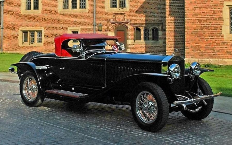 Isotta-Fraschini Tipo 8A S Roadster by Fleetwood '1927