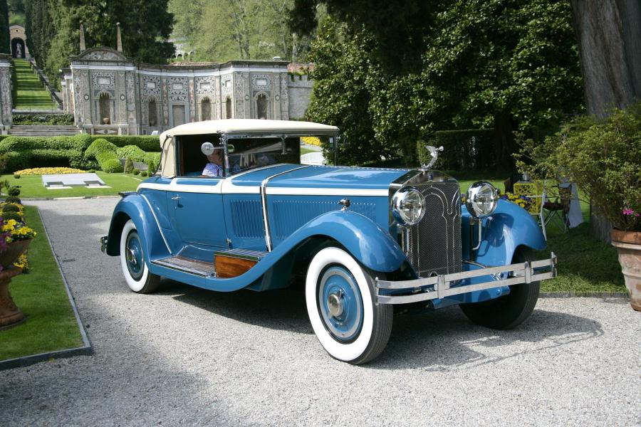 Isotta-Fraschini Tipo 8A '1928