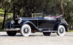 Isotta-Fraschini Tipo 8A Cabriolet by Franay 1929 года