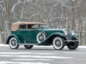 Isotta-Fraschini Tipo 8A Convertible Sedan by Floyd-Derham 1929 года