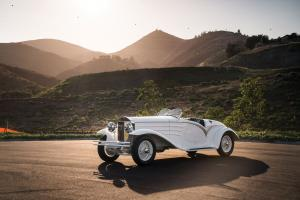 Isotta-Fraschini Tipo 8A Spyder Flying Star