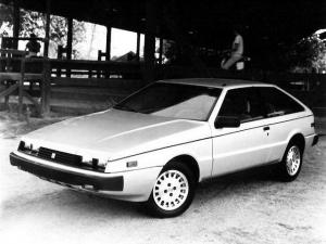 Isuzu Impulse 1983 года