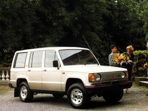 Isuzu Trooper II 5-Door 1983 года