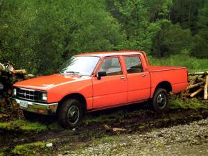 Isuzu Pickup Double Cab 1984 года