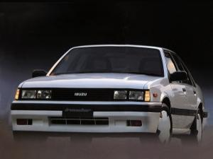 Isuzu Aska Turbo by Irmscher 1985 года