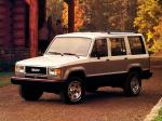 Isuzu Trooper 1986 года