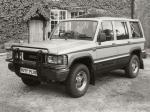 Isuzu Trooper Duty + LWB 1987 года