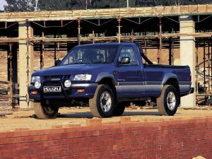 1993 Isuzu KB 4x4 Single Cab