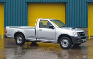 2007 Isuzu Rodeo 4x2 Single Cab