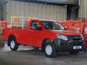 2013 Isuzu KB 250 Single Cab