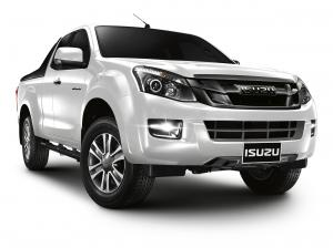 Isuzu D-Max 99th Anniversary Extended Cab 2015 года