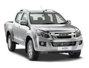 Isuzu D-Max V-Cross 4-Door 2016 года