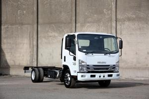 2016 Isuzu Forward N75.190 4x2 Rigid Chassis Cab