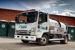 2016 Isuzu Forward N75.190 Tanker