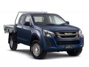 2017 Isuzu D-Max 4x4 SX Space Cab Chassis