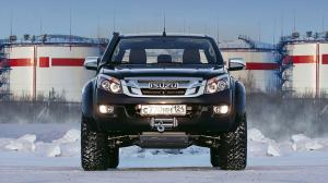 Isuzu D-Max AT35 Double Cab by Arctic Trucks