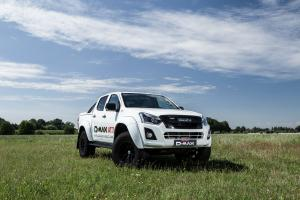 2017 Isuzu D-Max AT35 Double Cab by Arctic Trucks