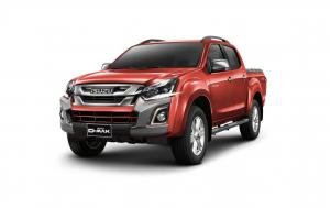 2017 Isuzu D-Max V-Cross Limited Edition