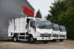 Isuzu Forward N75.190 Compaction Truck 2017 года