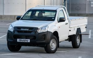 Isuzu D-Max Single Cab Chassis